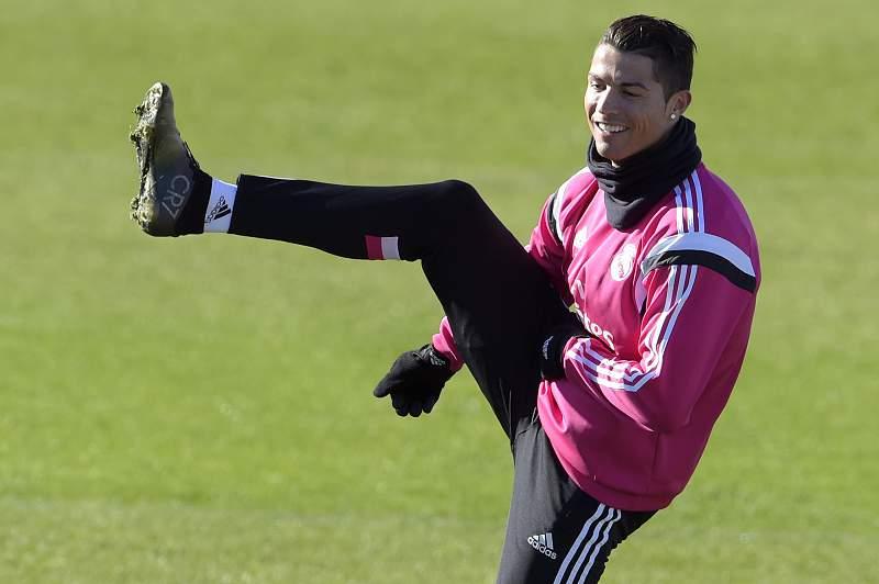 Ronaldo treino