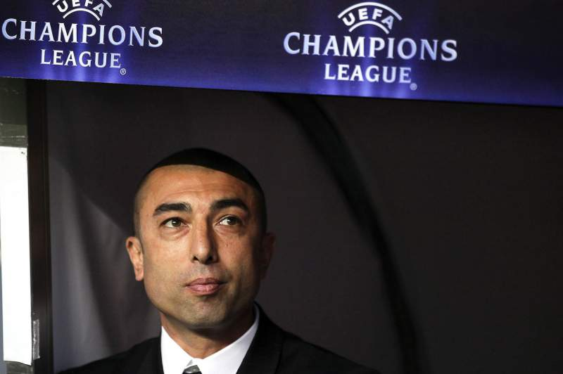 New Schalke head coach Roberto Di Matteo