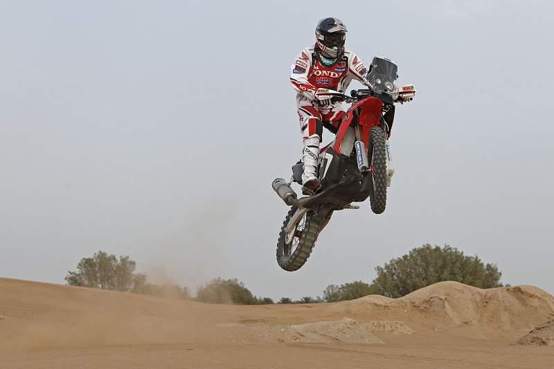 Hélder Rodrigues aponta à vitória no Dakar