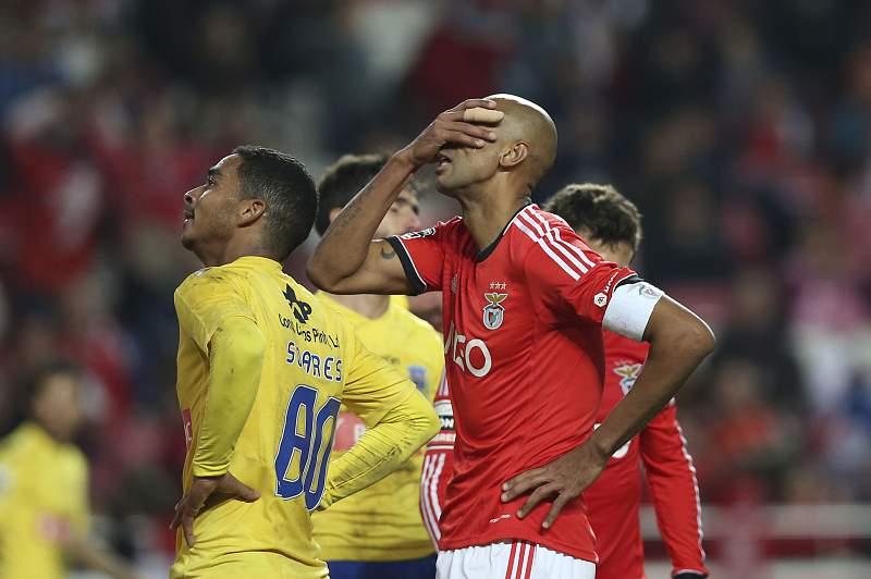 Arouca - Benfica