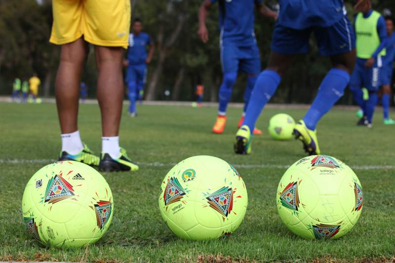 Futebol África Geral