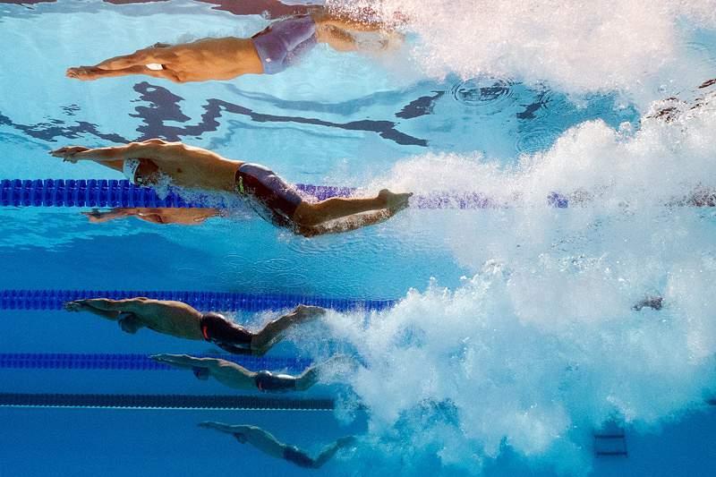 Nelson Lopes conquista medalha de bronze nos Europeus de Natação IPC