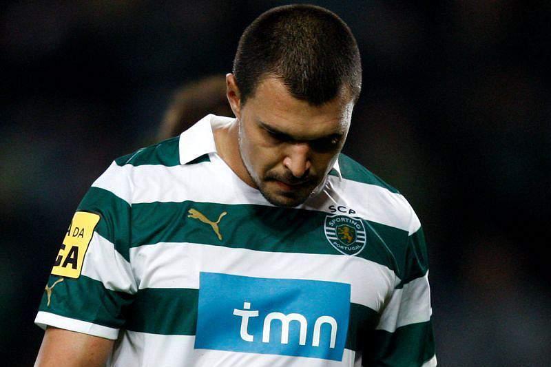 Bojinov teve uma passagem pelo Sporting