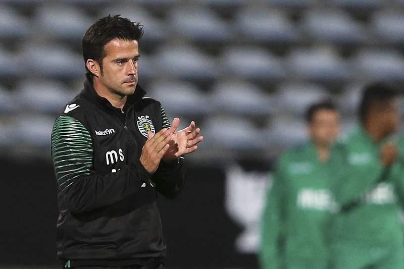 Marco Silva elogia os jogadores