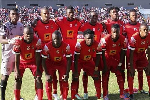 Benfica do Lubango ocupa