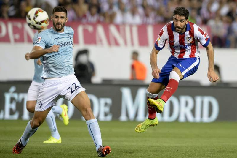 Atlético Madrid vence Eibar