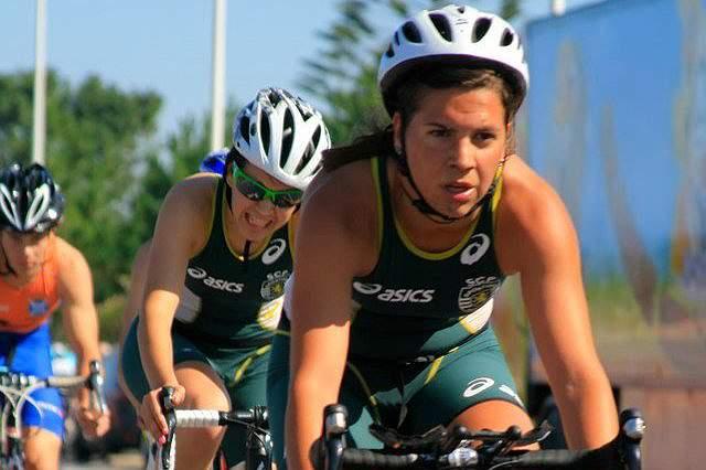 Triatlo feminino Sporting