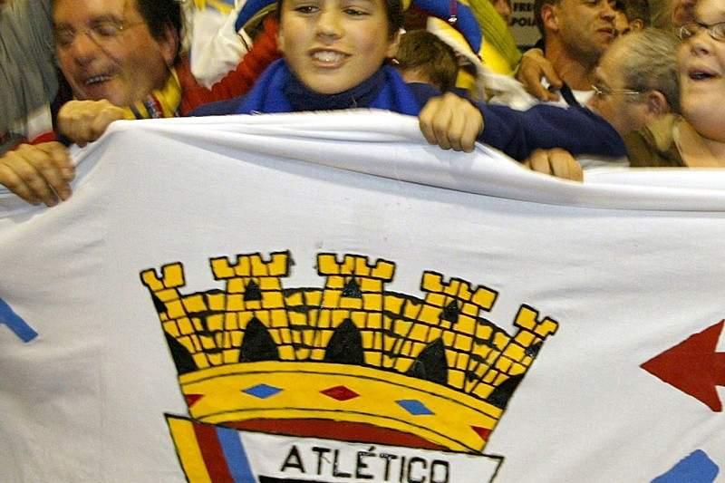 Adeptos do Atlético