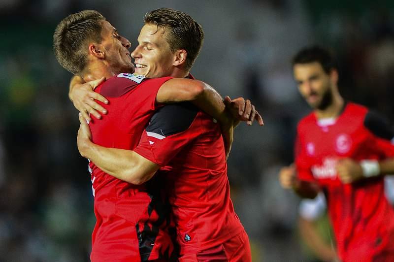 Sevilha vence no terreno do Elche e sobe ao segundo lugar da liga espanhola