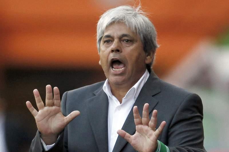 Jorge Jesus quer Manuel Fernandes em Alcochete