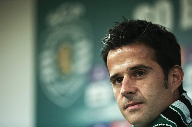 Marco Silva the new head coach of Sporting Lisbon