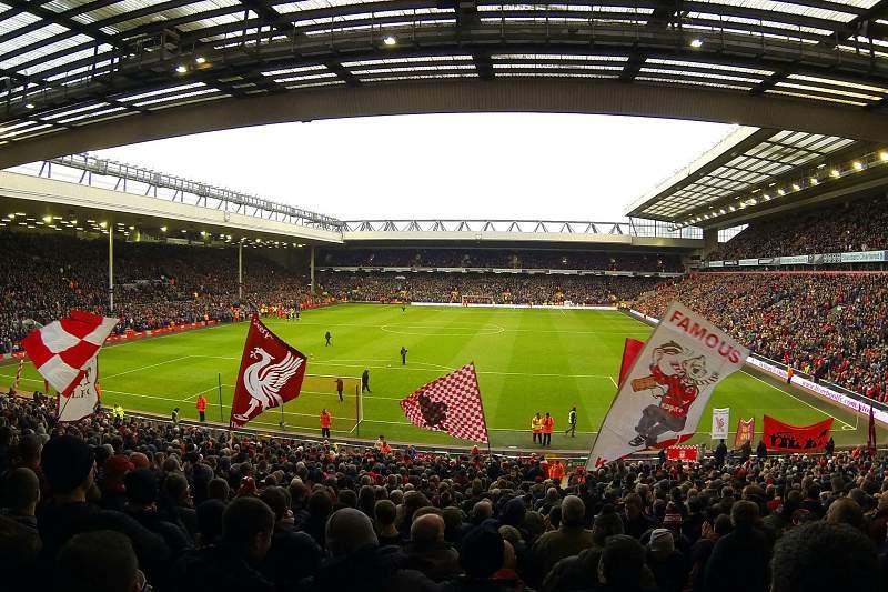 Estádio de Anfield Road