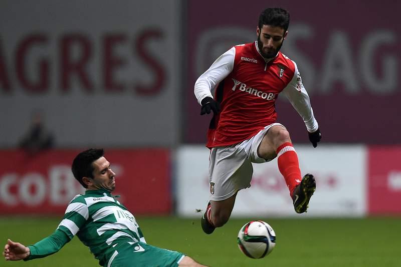Rafa Silva do SC Braga