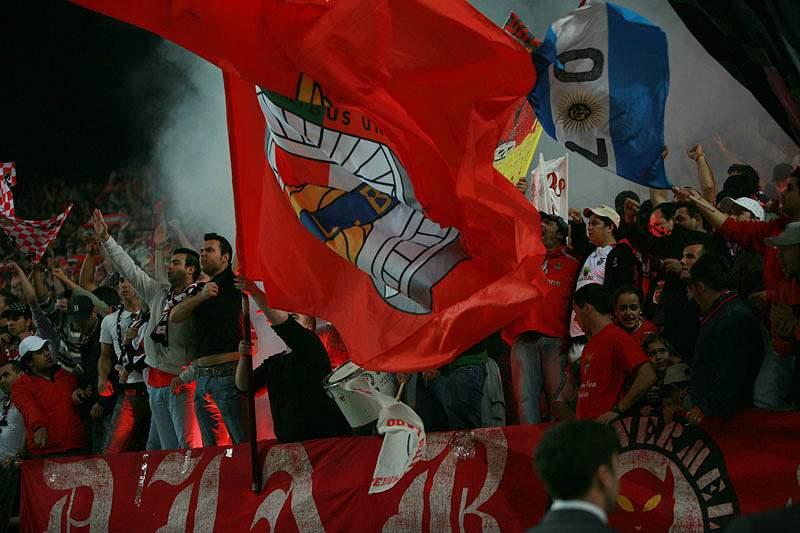 Claque do Benfica
