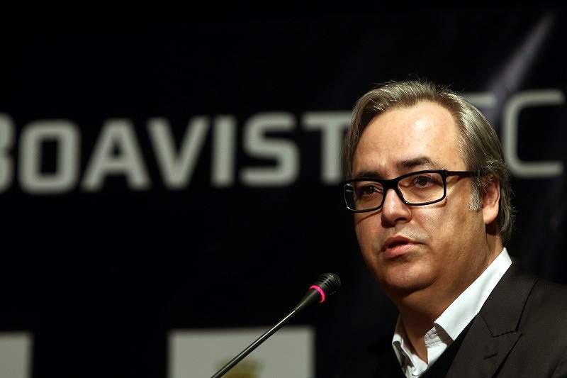 Joao Loureiro, presidente do Boavista
