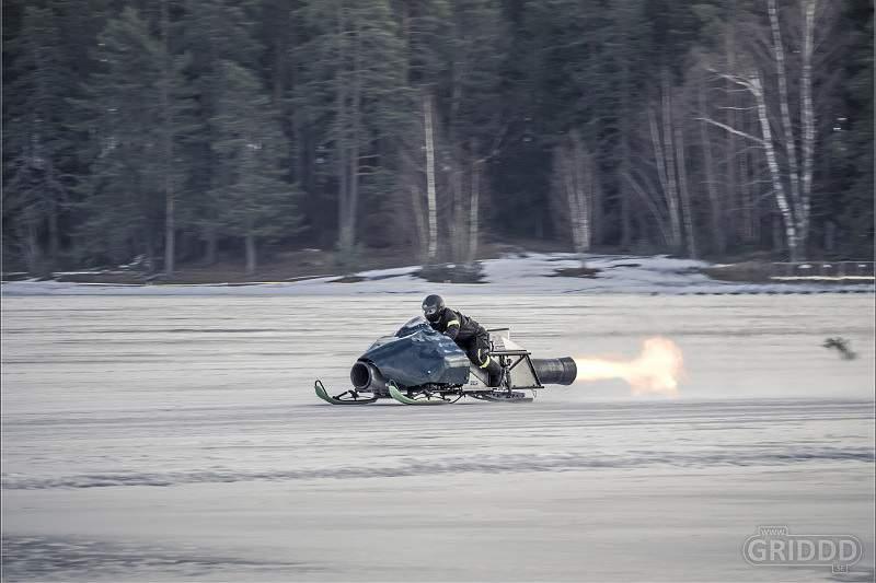 Speed Week On Ice