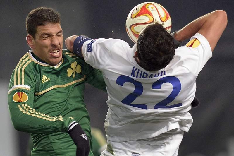 Dinamo Moscovo vs Panathinaikos