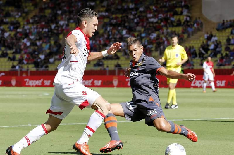 Raphael Guerreiro marca na vitória do Lorient