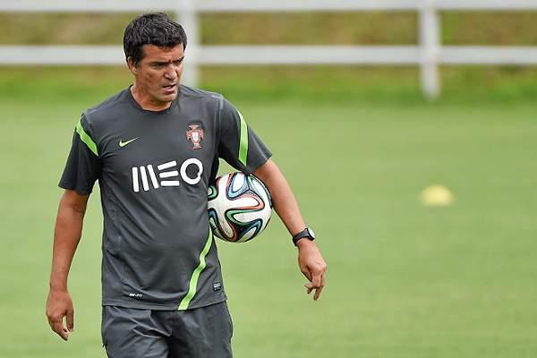 Hélio Sousa, selecionador de sub-20 de Portugal