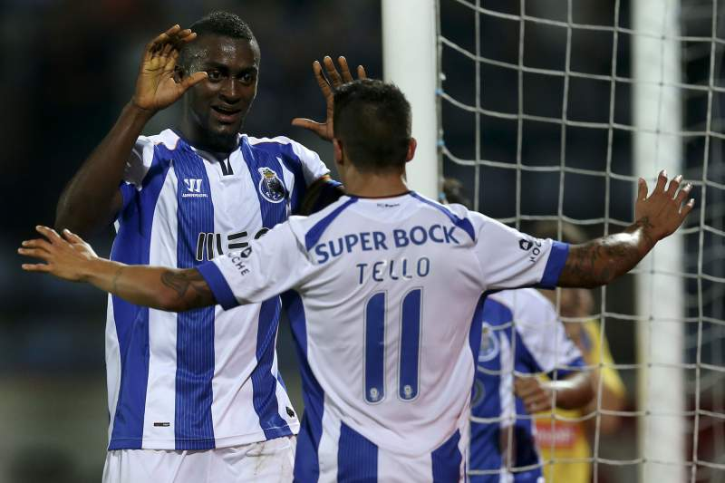 Arouca vs FC Porto
