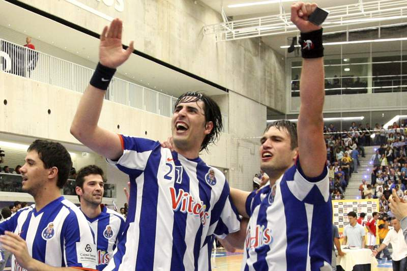 Andebol: Porto campeão nacional