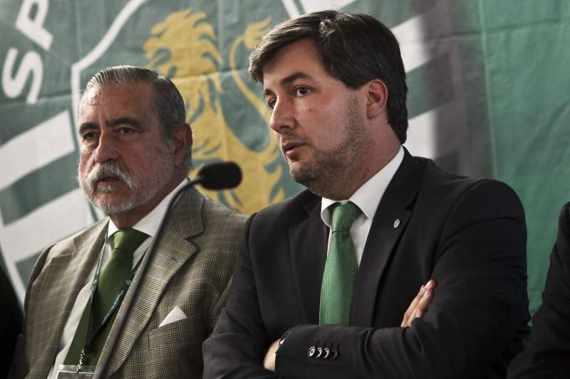 AG do Sporting autoriza processos a ex-dirigentes