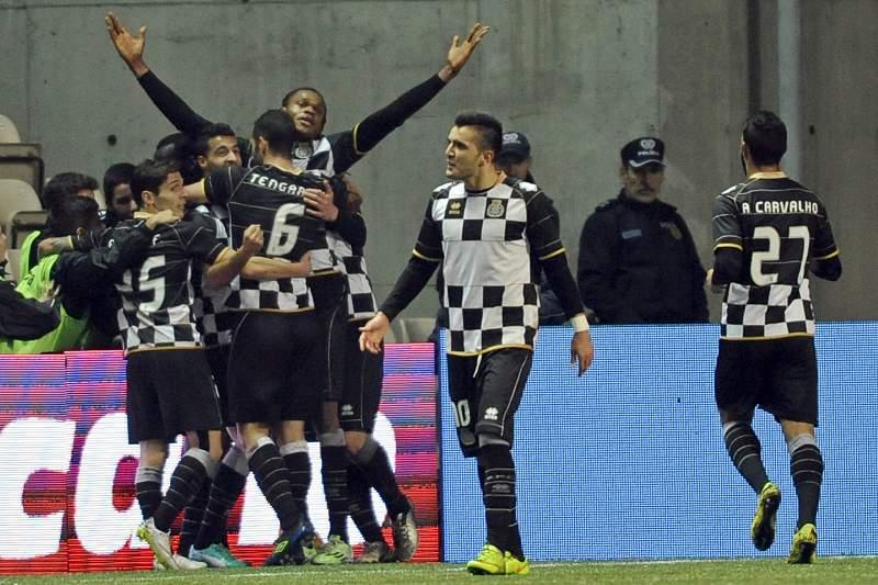 Uchebo garante triunfo no Bessa contra o Sp. Braga