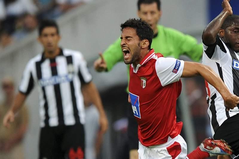 Hélder Barbosa SC Braga