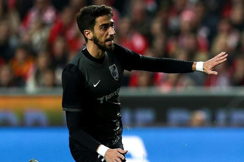 Josué lamenta má entrada contra o Benfica