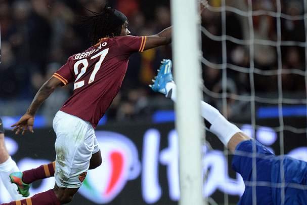 Roma vence no arranque da Liga Italiana