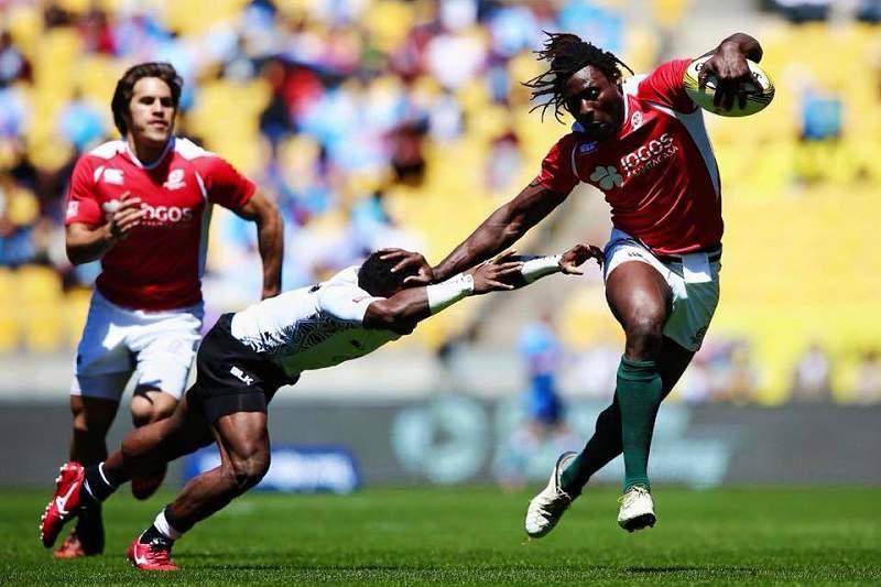 Seleção portuguesa de râguebi perdeu na Taça Wellington