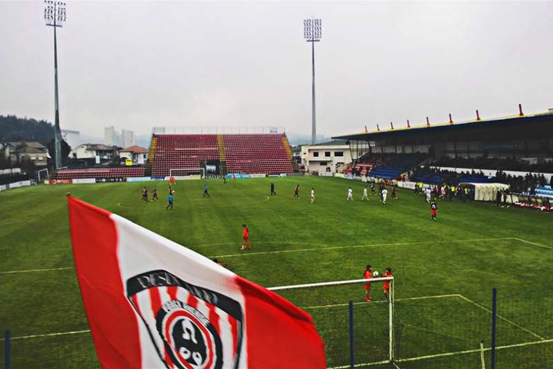 Desportivo das Aves vence Sporting B por 4-0