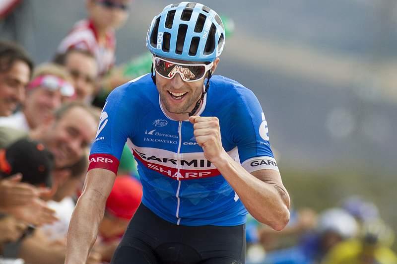 Hesjedal vence a 14ª etapa da Vuelta
