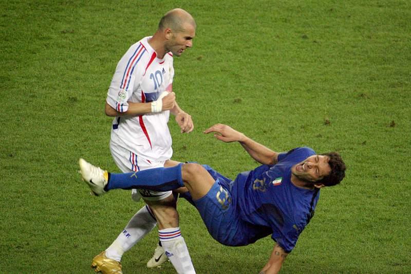 Zidane perde a