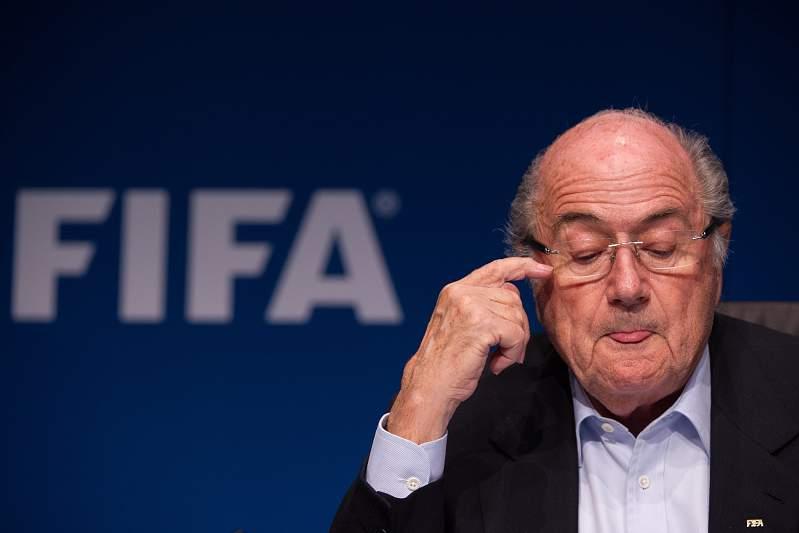 FIFA excluiu l