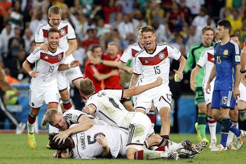 Alemanha vence o Mundial 2014