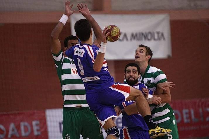 Passos Manuel num jogo contra o Sporting