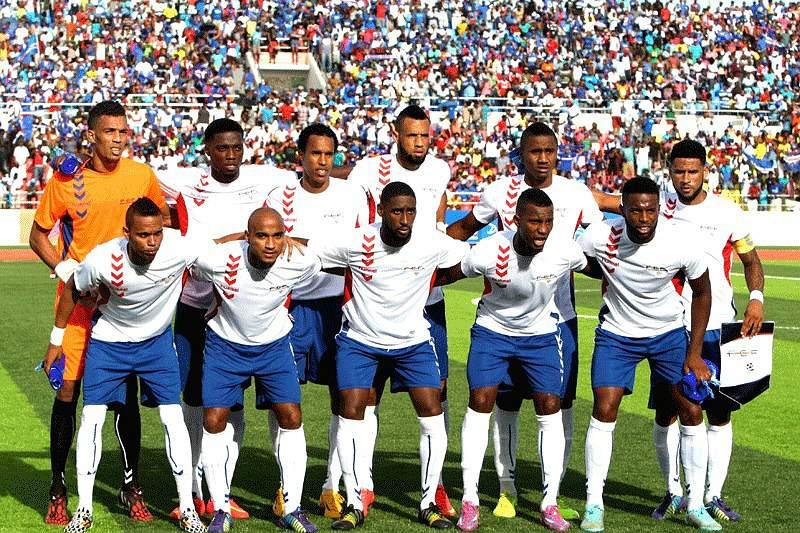 Cabo Verde joga com a Guin