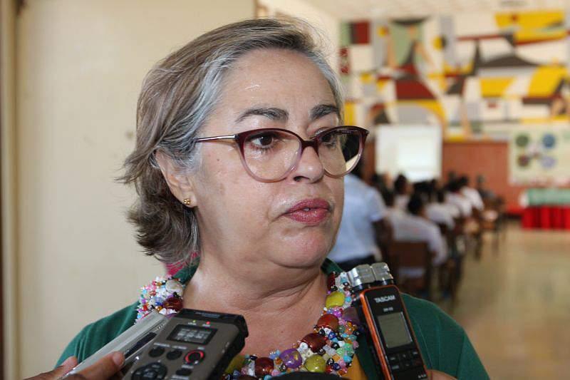 Ministra da Educação e Desporto de Cabo Verde.