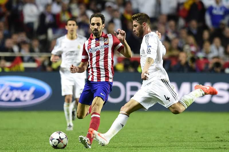 Real Madrid Atlético Madrid