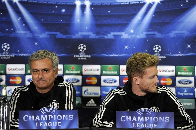 Mourinho e Schürrle