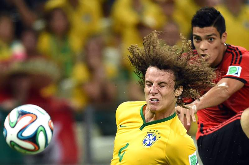 Group A - Brazil vs Mexico