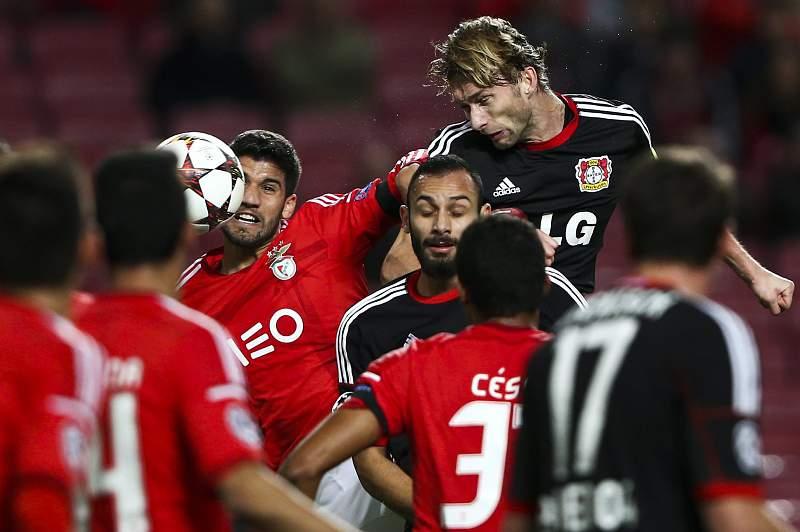 Benfica - Bayer Leverkusen