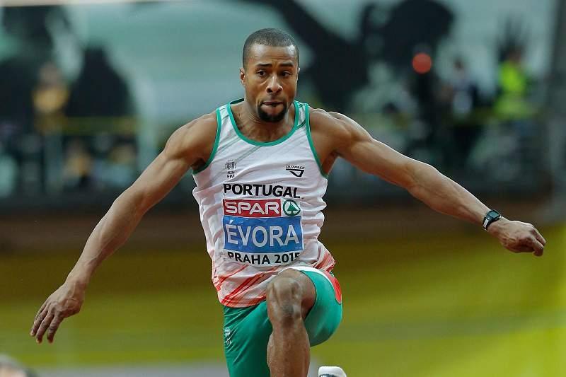 Nelson Évora é uma das esperanças lusas em conseguir uma medalha
