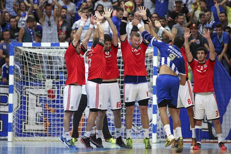 FC Porto recebe Benfica no Dragão Caixa