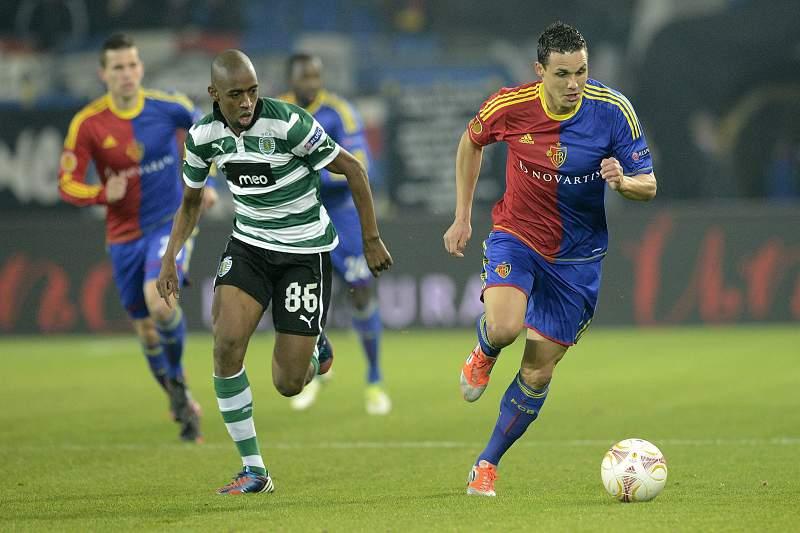 Gelson Fernandes jogou no Sporting