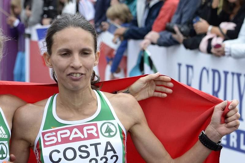 Filomena Costa ganha Maratona de Sevilha