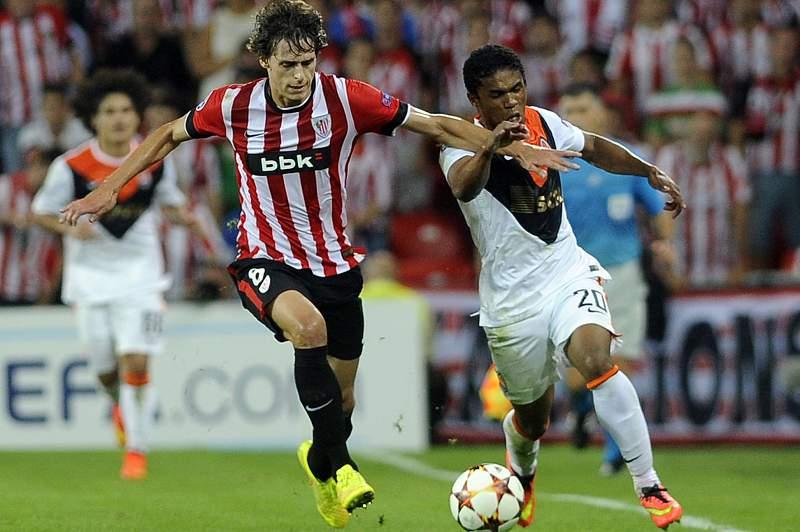 Athletic e Shakhtar empatam e isolam FC Porto