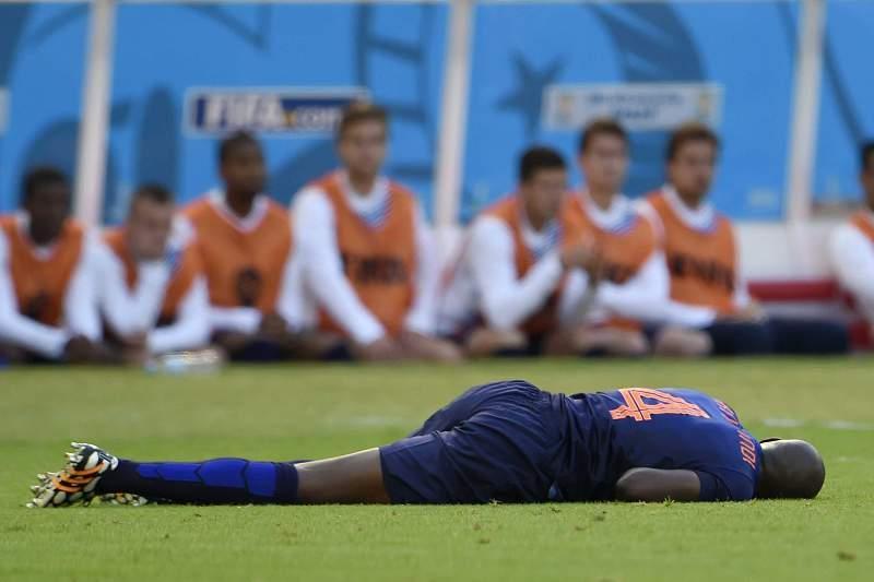 Bruno Martins Indi perdeu os sentidos