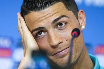 Vídeo de Ronaldo torna-se viral